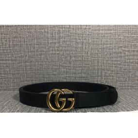 Cinturon Marca Gucci Para Hombre Gg