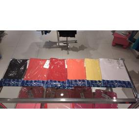 Kit C/4 Camisetas Hering Manga Curta Gola V - Masculina