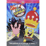 Bob Esponja La Pelicula Nickelodeon Dvd