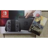 Nintendo Switch Mas Zelda Botw