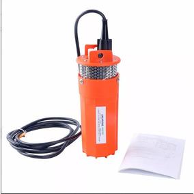 Bomba De Agua Sumergible 24 Voltios Dc Usar Panel Solar