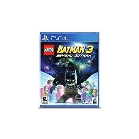 Lego Batman 3 Ps4 Cd Fisico Sellado Original!!!