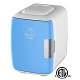 Refrigerador Y Calentador Eléctrico Cooluli Mini Fridge (4 L
