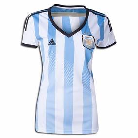Camiseta Argentina Mujer 2016/17 Por Encargue Casacas Uy