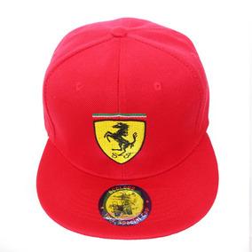 Lentes Ferrari Caballero - Gorras Rojo en Mercado Libre México b3f9f6d0747