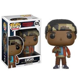 Funko Pop Lucas Stranger Things 425
