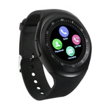 Relógio Bluetooth Inteligente Smart Watch Y1 Android E Ios