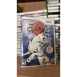 Okami - Nuevo Y Sellado - Wii