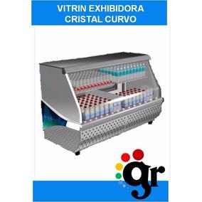 Vitrina Para Exhibir Lácteos Y Repostería