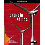 Pack De 4 Libros Sobre Energía Eolica