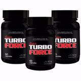 Kit Com 3 Super Turbo Force - 60 Cápsulas - Intlab Promoção