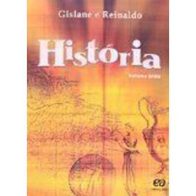 Livro História - Volume Único Gislane Azevedo