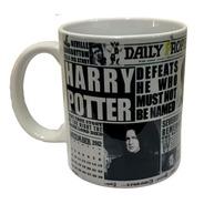 Harry Potter - Caneca De Louça
