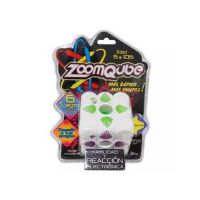 Zoomqube Juego De Velocidad Cubo Didactico Con Luces Y Sonid
