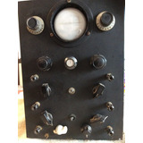 Ociloscopio Valvular Antiguo