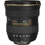 Tokina 11-16 F/2.8 At-x 116 Pro Dx Ii Nikon Olivosdigital