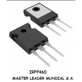 Irfp 460 Irfp-460 Irfp460 Transistor Mosfet N 500 V 20a