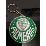 Chaveiro Times Clubes Futebol Palmeiras Simbolo Verdão Mdf