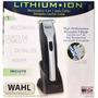 Rasuradora Wahl Lithium 4 En 1 Inalambrica Electrica