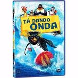 Ta Dando Onda Dvd Lacrado Original Estojo Azul