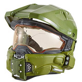 Mattel Costume Halo Master Chief Casco Táctico