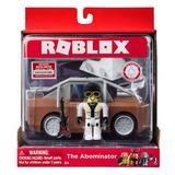 Roblox The Abominator Vehiculo Carro Con 1 Figura Envío Grat