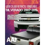 Lona Enrollable Silverado 2 Y 4 Ptas 1 Año De Garantia 100%