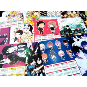 Calendario 2018 Anime Comics Anime Art