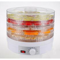 Maquina Deshidratadora Secadora De Alimentos 5 Bandejas