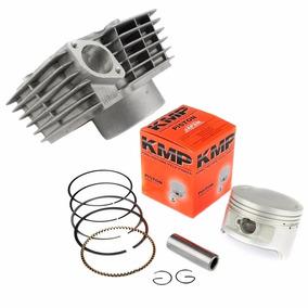 Kit Aumento Cilindrada Cg150/titan150 P/ 220cc Completo Kmp