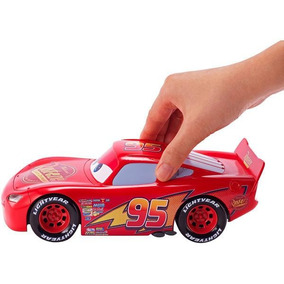 Cars 3 - Mcqueen Movimientos De Película Mattel Fdw07