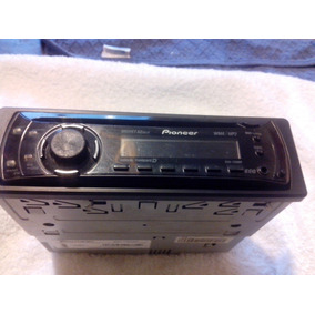 Autoestereo Pioneer Deh-1150 Mp Auxiliar