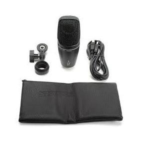 Microfono Condenser Shure Pg27 Usb