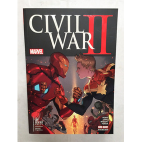 Cómic, Marvel, Civil War 2. Ovni Press