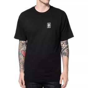 Camiseta Girl Gg Skate Emerica Camisetas Manga Curta Masculino ... eda56ffaf8a3e