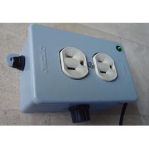Variador Electrónico De Voltaje C. A. 120/240 Volts 10a Max.