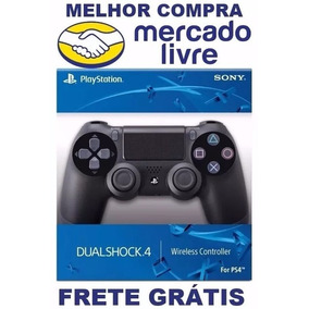 Controle Ps4 Dualshock 4 Dual Shock 100% Original Sony