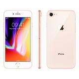 Iphone 8 Apple 64gb 4g Tela 4,7 Retina Câmera 12mp Lançament