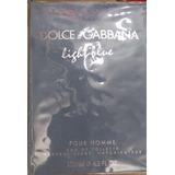 Light Blue Pour Homme Dolce & Gabbana Original.. No Copias!!