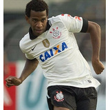 Camisa Corinthians Home Nike 2013 Jogador Gil Com Patch Fifa d5ef70d2f3343