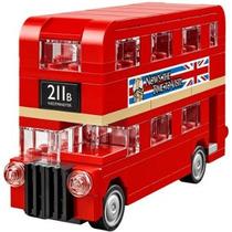 Juguete Lego Autobús De Dos Pisos