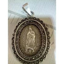 Antigua Medalla/moneda De La Virgen De Guadalupe 1804