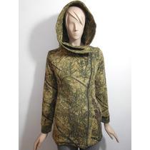 Sudadera O Abrigo Para Dama De Moda - Camuflaje De Ramas -