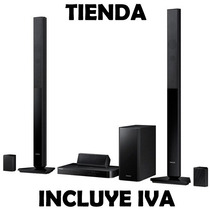 Cornetas 5.1 Home Theater Samsung H5530 Teatro Casero Bluray