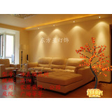 Arbol Bonsai Con Luces Led - Grande Real