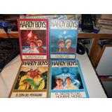 Hardy Boys Lote X 4 - Franklin Dixon