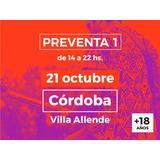 We Color Festival - Cordoba - Preventa 1 - General