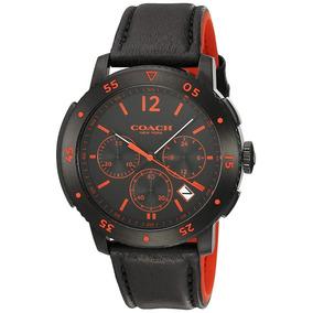 Reloj Coach Deportivo 100% Nuevo Y Original Remate! Armani