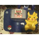 Nintendo 64 Edición Pokémon, Pikachu