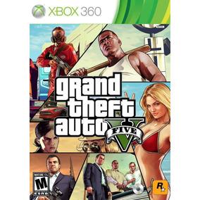 Gtav Xbox 360 Original Digital Xbox 360